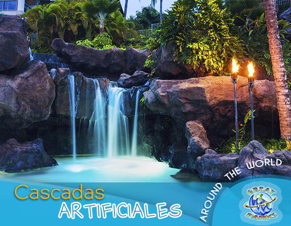 cascadas artificiales - Cascadas Artificiales